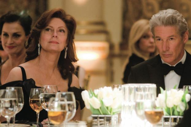El fraude, con Richad Gere y Susan Sarandon