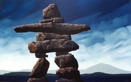 arte Inuit_ mapi