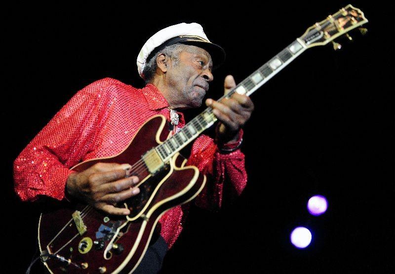 Chuck Berry en Mvd