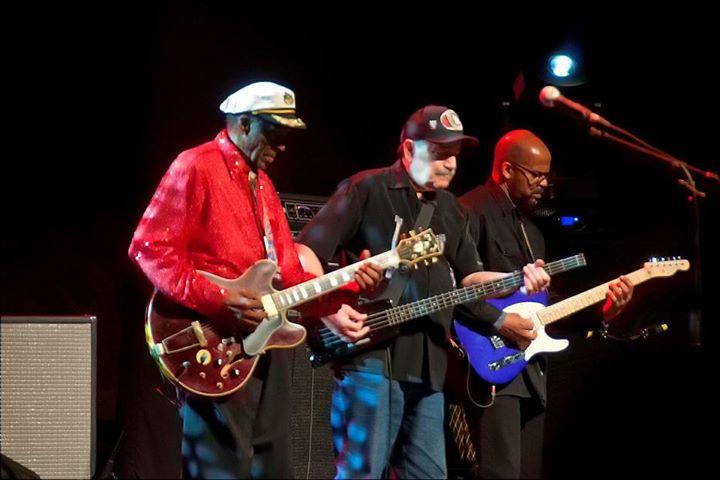 Chuck Berry en Mvd_ 1