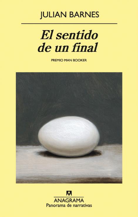 El sentido de un final, de Julian Barnes