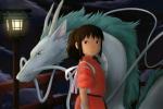 El viaje de Chihiro, 2001.
