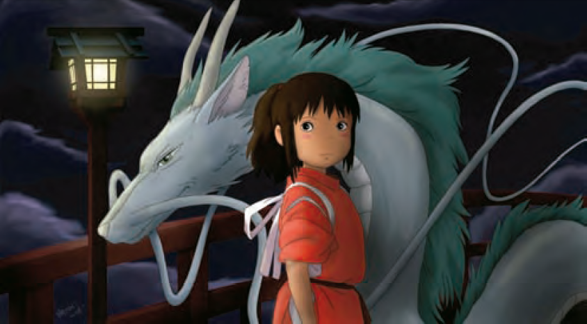 El cine de Hayao Miyazaki  Revista DOSSIER