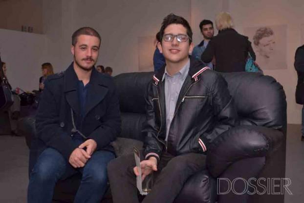 Luis Diaz y Vicente Perez