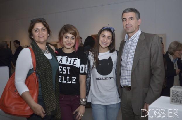Andrea Dicondia,Carmela Gomez,Paulina Gomez,Jose Maria Gomez (1024x678)