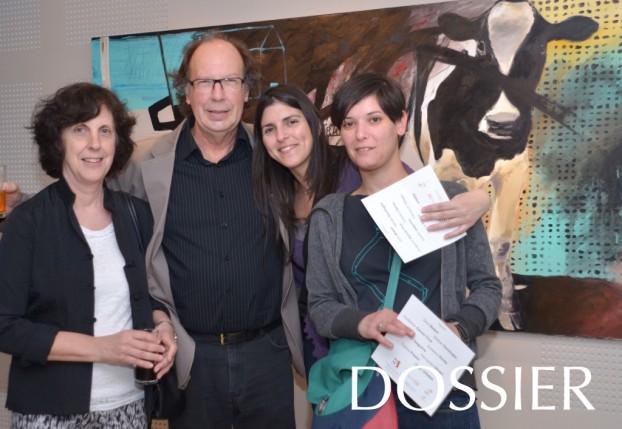 Carlota Degiovanangelo,Gino Bidart,Maite Lejarregui,Magela Ortiz