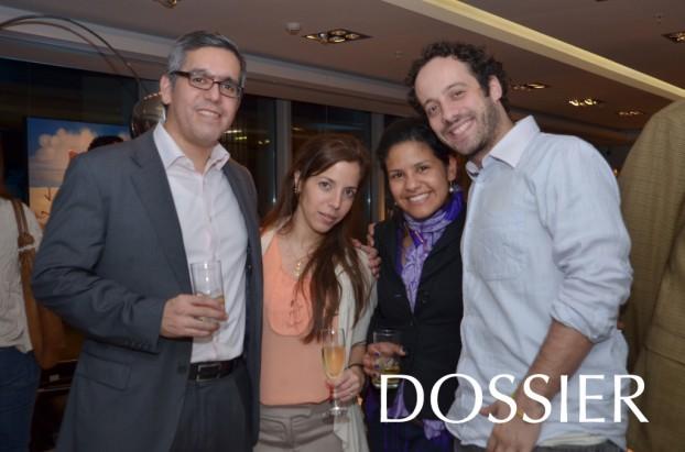 Daniel Mogallan,Natalia Alvarado,Arthur Silva