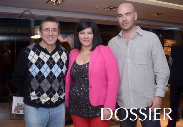 Fernando Oliveri,Diana Saravia,Matias Ganduglia