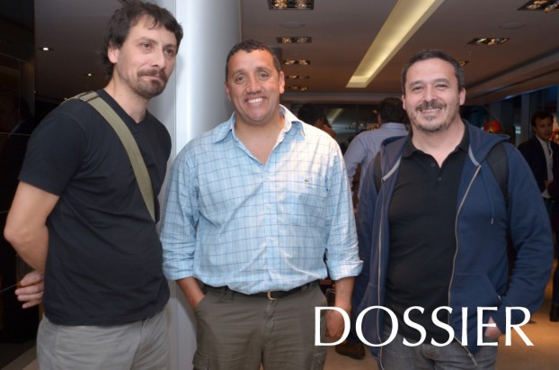 Santiago Garcia,Pablo Cetrulo,Pablo Dezousa