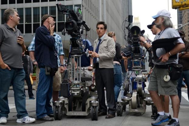 La vida secreta de Walter Mitty_ Ben Stiller dirigiendo