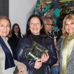 Diana Carrete, María Angélica Juri, Cristina Tomé
