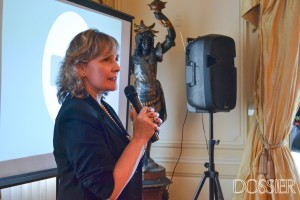 Laura Pierini (Gerente operativa de capacitación turística en ente de turismo de la ciudad de Buenos Aires)