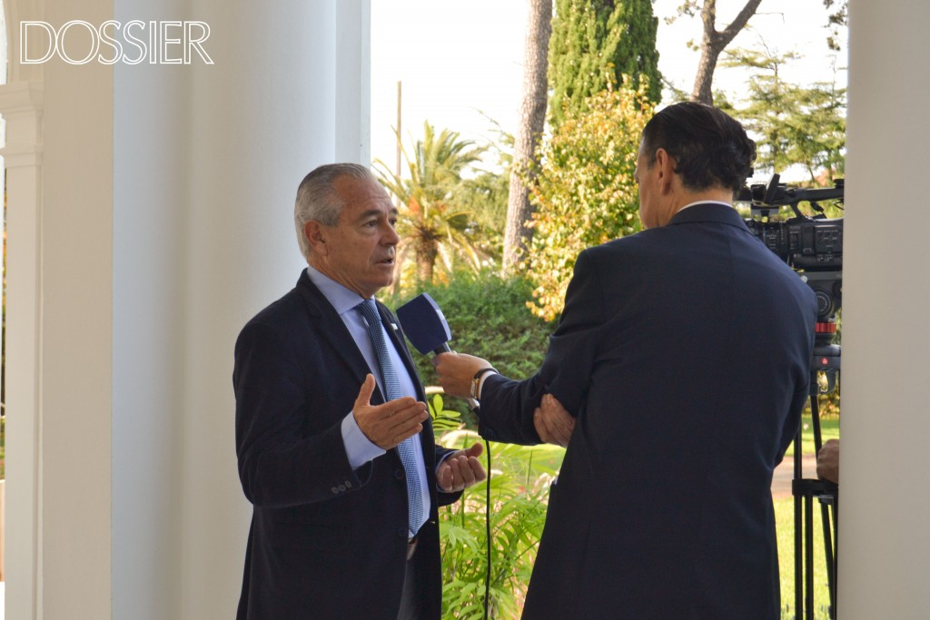 Embajador de Argentina en Uruguay Mario Barletta