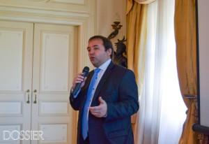 Ing. Pablo Augusto Bruni, Secretario de Turismo de Villa La Angostura