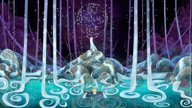 Song of the sea (La canción del mar, dirigida por Tomm Moore