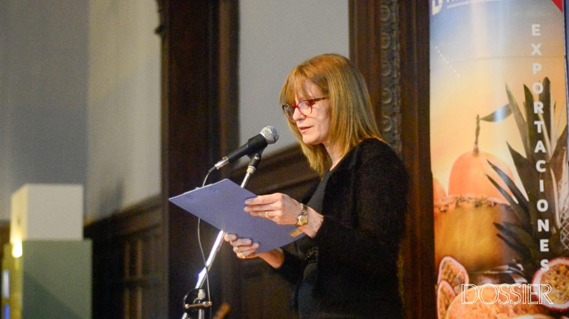 Sonia Fontans, Coordinadora del Club Mapi