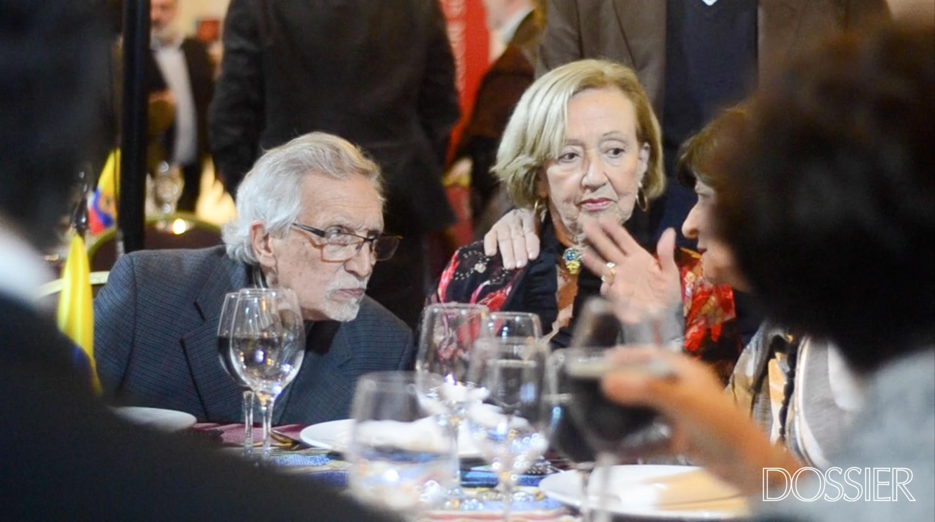 Mariano Arana y María Julia Muñoz