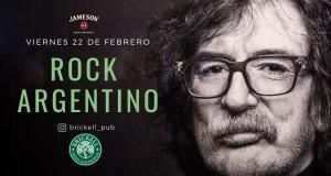 Fiesta de ROCK ARGENTINO @ Brickell Montevideo