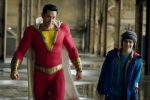 Zachary Levi es ¡Shazam! y Asher Angel es Billy Batson