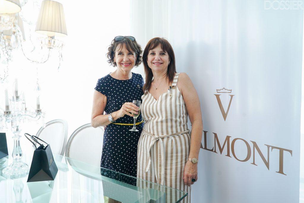 Graciela Santi - Gerenta de Valmont Uruguay - junto a Adriana Tenore - Training Manager Valmont -