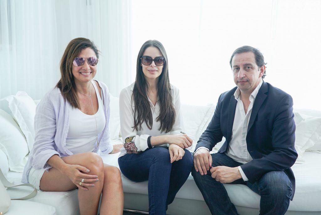 Janice Castro, Lady Dos Santos y Víctor Quintanilla