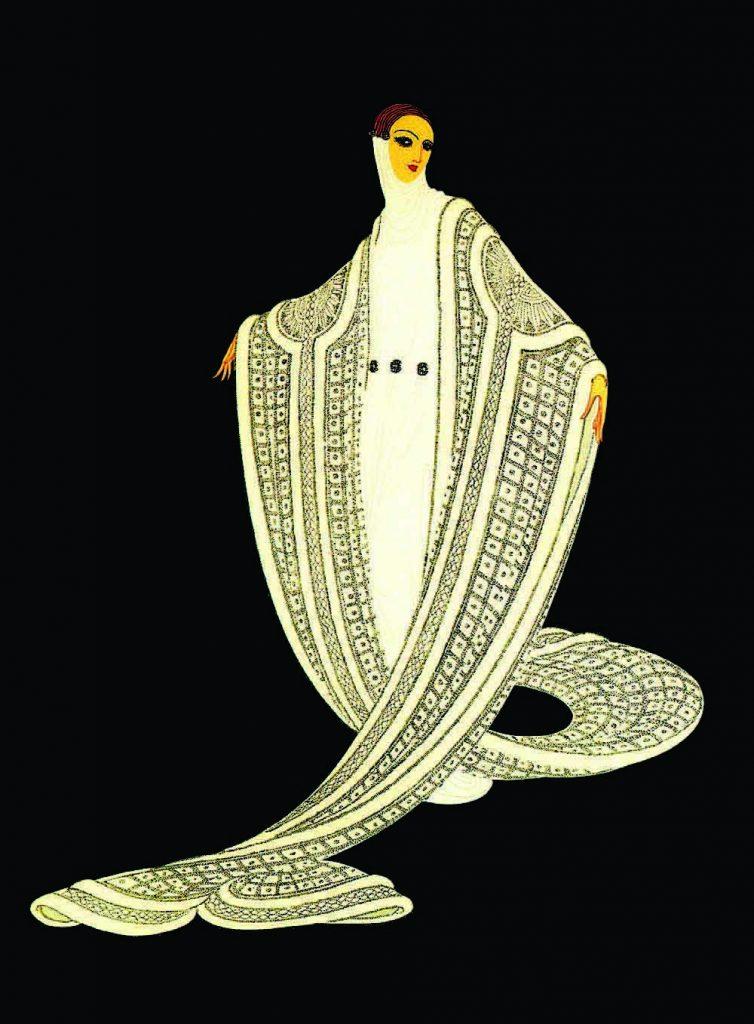 Ilustración para la revista Harper´s Bazaar, 1928.