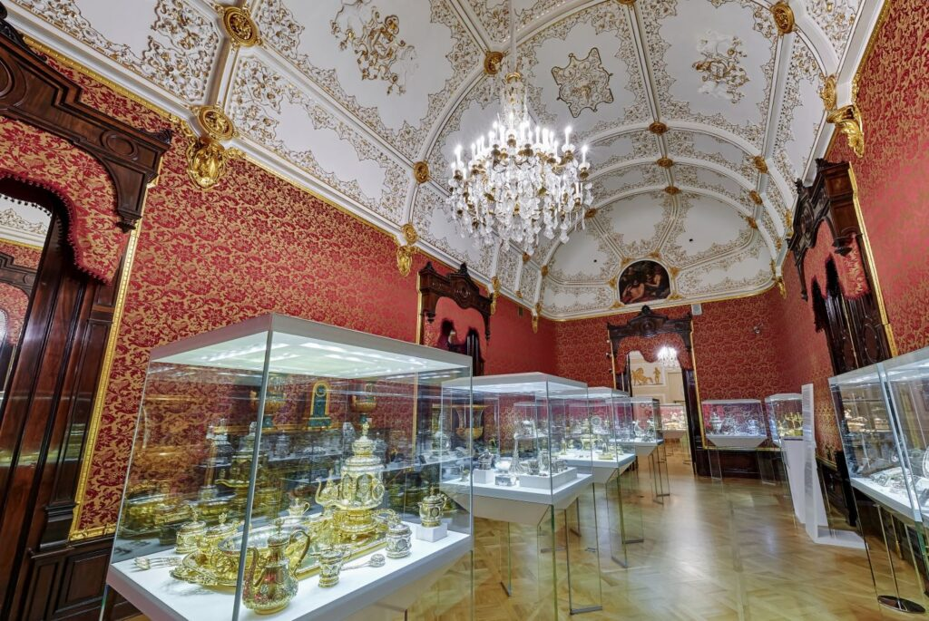 Museo Fabergé San Petersburgo