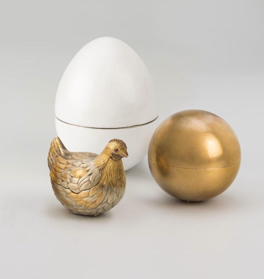Primer huevo imperial