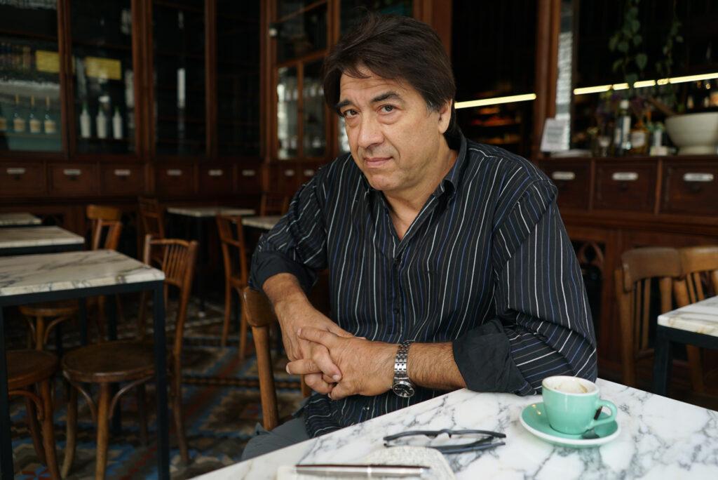 Carlos Rehermann por Celeste Carnevale