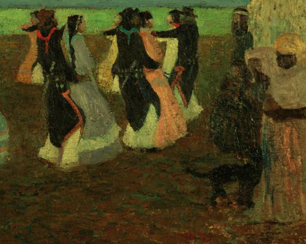 La danza según Figari