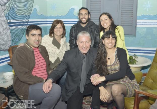 32_Fernando Corbo,Mercedes Da Costa,Ignacio Veliovich,Alicia Fornaro,Claudio Tamosiunas,Ana Ró (1024x713)